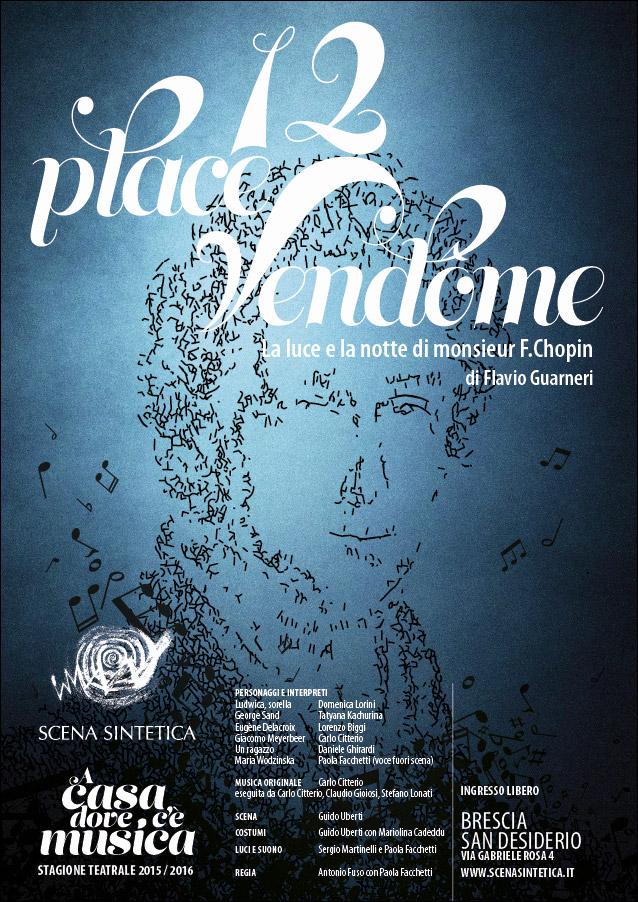 Spettacolo teatrale su Chopin