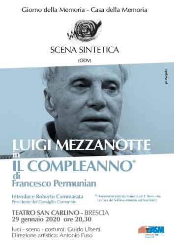 Giornata della Memoria 2020 Brescia